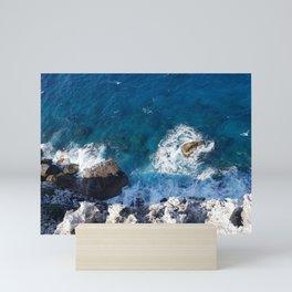 Cayman Ocean Mini Art Print