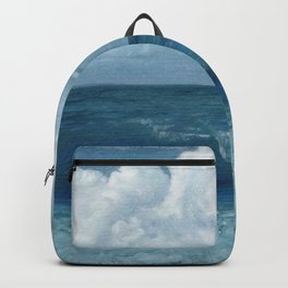 Indigo Sea Backpack