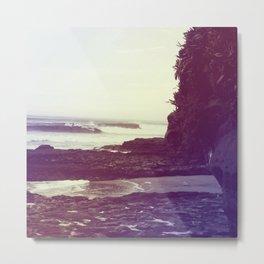 surf in color Metal Print