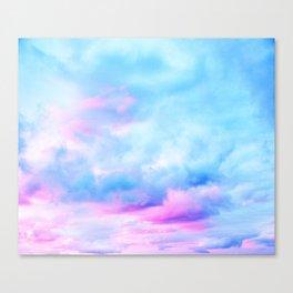 Clouds Series 2 Canvas Print