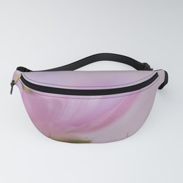 Along the edge - Ranunculus abstract flower photo Fanny Pack