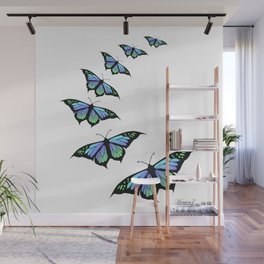 Fly with me Wall Mural