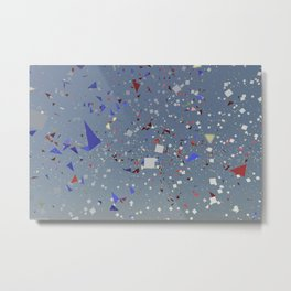 Dancing in the space Metal Print