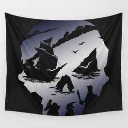 Sea of Thieves Wall Tapestry