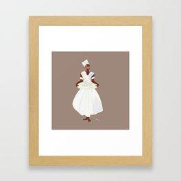 ORIXAS_ ifá Framed Art Print