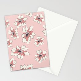 Abigail 4 Stationery Cards