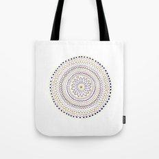 Mandala Smile A Tote Bag