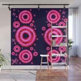 Tic Tac Glow Wall Mural