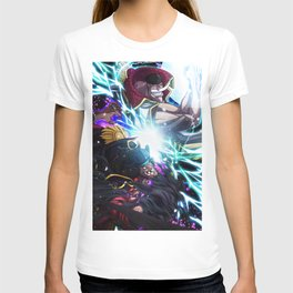 Whitebeard Vs Blackbeard - One piece T-shirt