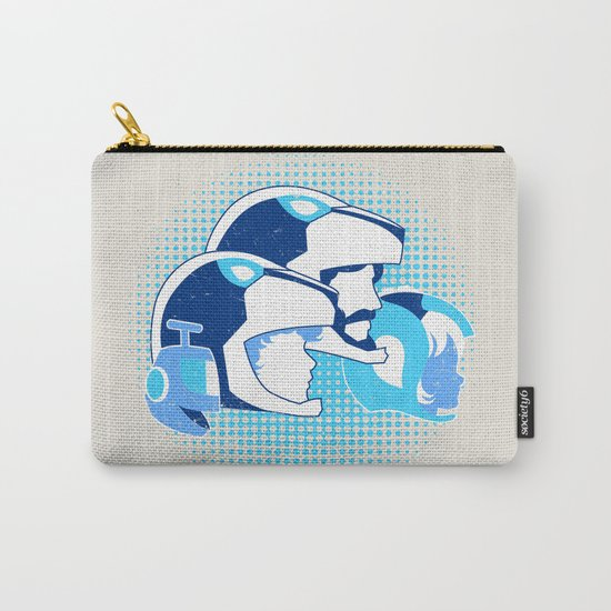 Travel Among Unknown Stars Carry-All Pouch