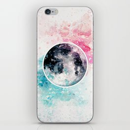 ˹pastelmoon˼ iPhone Skin