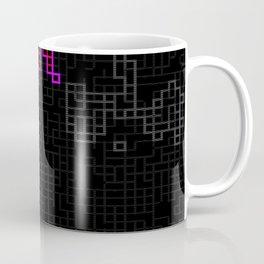 Bleeding Pixels 2 Coffee Mug