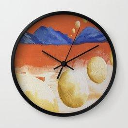 SkyLand Wall Clock