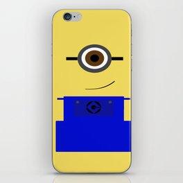 Despicable Me Minion iPhone Skin
