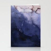 agate Stationery Cards featuring Agate by Tooth & Nail Designs