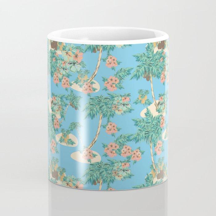 Aloha blue Coffee Mug