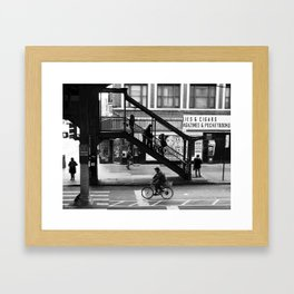 Astoria Framed Art Print