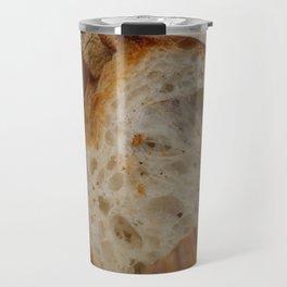 Artisan Bread Slices Travel Mug