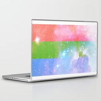 n7 Laptop & iPad Skins featuring Catalyst's Choice by Gemtris