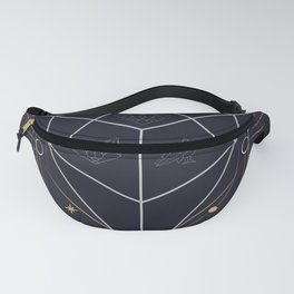 The Triad Fanny Pack