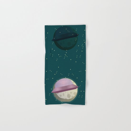 E-moon Hand & Bath Towel