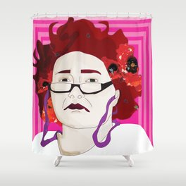 My Power Is No Illusion Shower Curtain