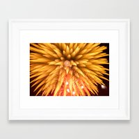 philippines Framed Art Prints featuring Fireworks - Philippines 8 by David Johnson