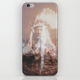 Native Life iPhone Skin