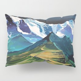 The Hike Pillow Sham