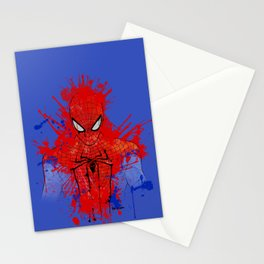 The Amazing Spiderman Stationery Cards