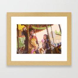 Isn't it wonderful? Framed Art Print