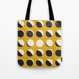 Moon Phased in Honey Tote Bag