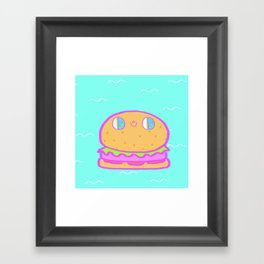 080516 Framed Art Print