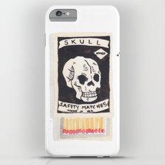 Skull Matchbox Slim Case iPhone 6s Plus