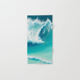 Musical Thunder Hand & Bath Towel