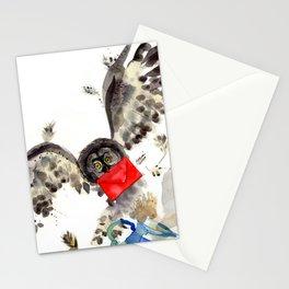 Hogwarts Owl Letter Stationery Cards