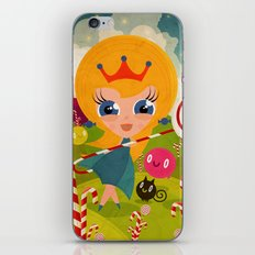 Caramel Princess iPhone & iPod Skin