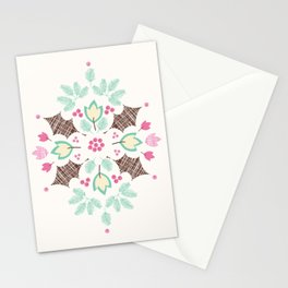 The Holly and The Ivy Stationery Cards