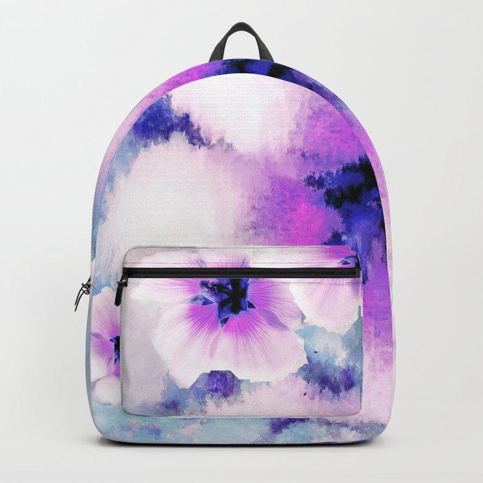 Rose of Sharon Bloom Backpack