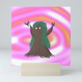 Rockin' Tree Mini Art Print