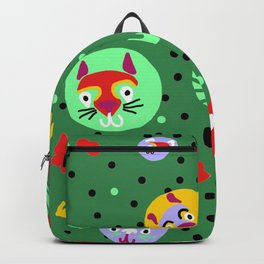 Jungle Baby Backpack