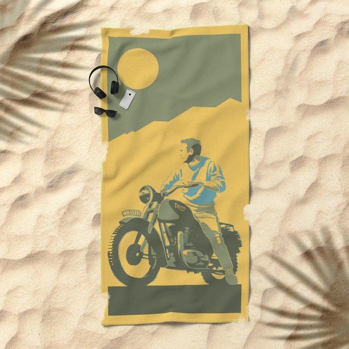escape Beach Towel