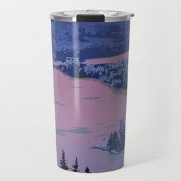 Parc National du Mont-Tremblant Travel Mug