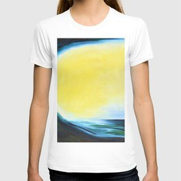 'Tropical Wave' by Marguerite Blasingame T-shirt