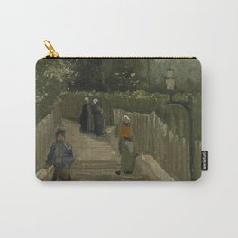Path in Montmartre Carry-All Pouch