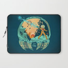 In Super Troidicolor Laptop Sleeve