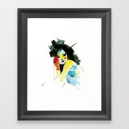 MUSA 292 Framed Art Print
