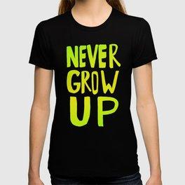 Never Grow Up III T-shirt