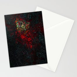 volcano beautiful nature Stationery Cards