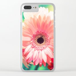 Sunny Love I Clear iPhone Case